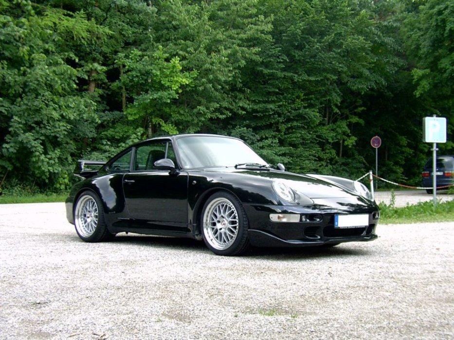 964 umbau 993 Turbo Look