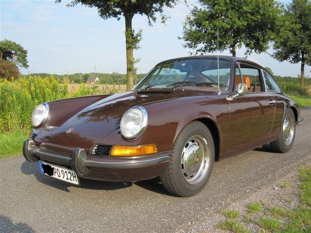 Mein Porsche 912