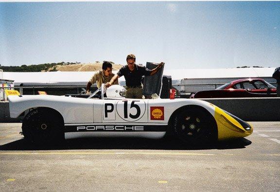 Porsche 908-2