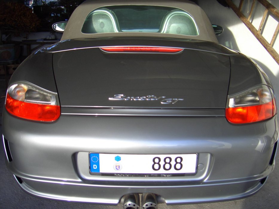 Boxster GT