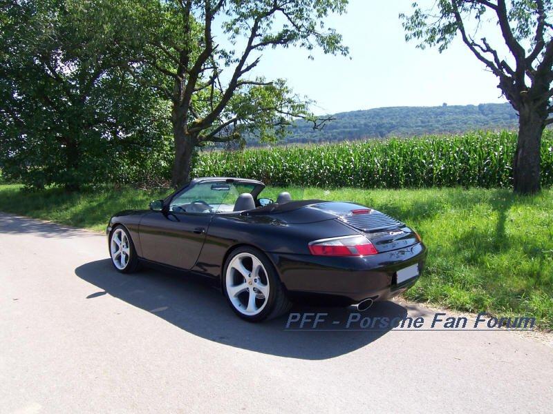 Porsche 996 C2 Cabrio