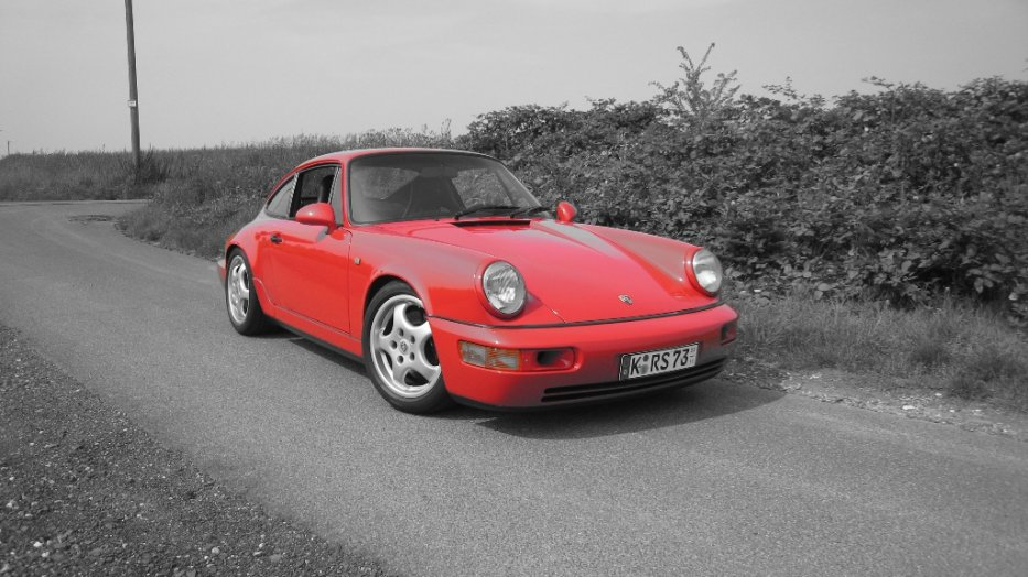 964 RS rot 4
