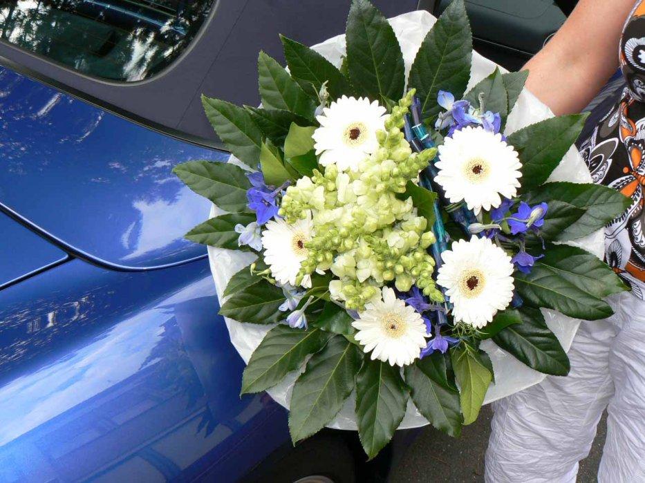 Blumen vom PZ