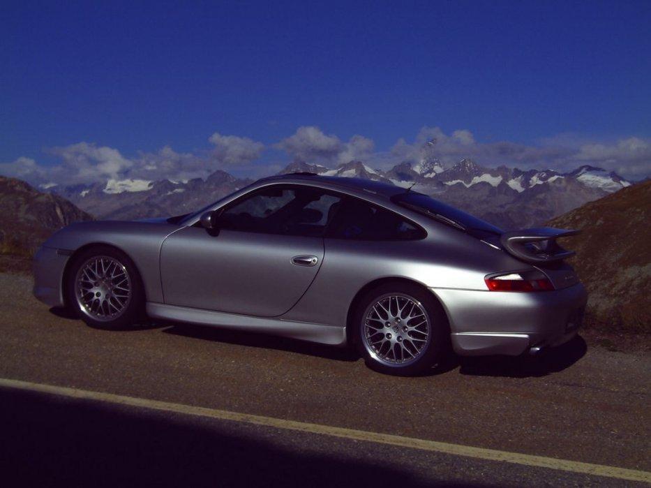 unser Erster Porsche