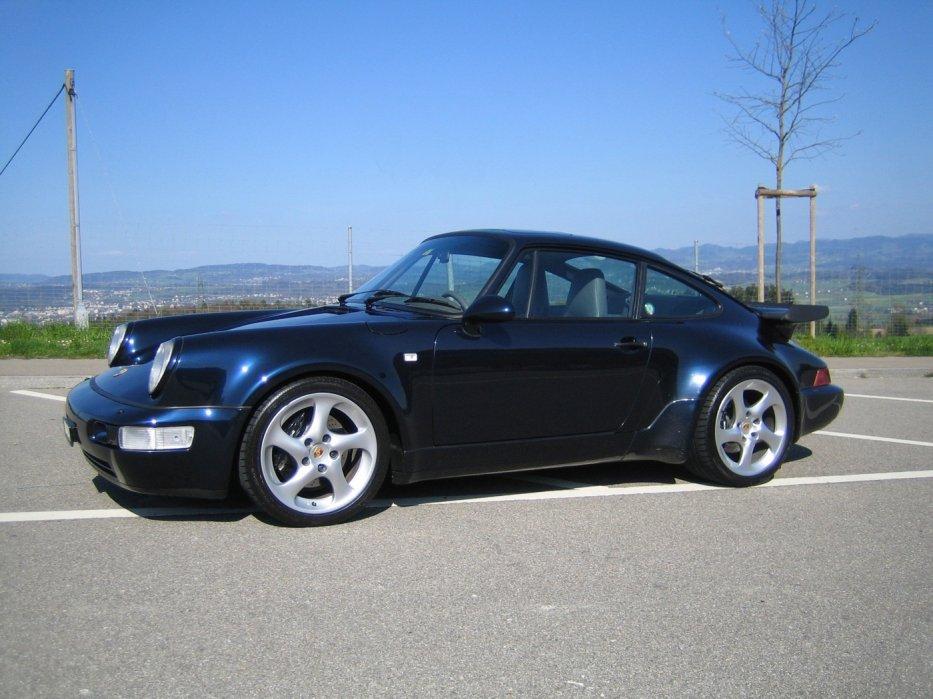 911 Turbo II 3.3