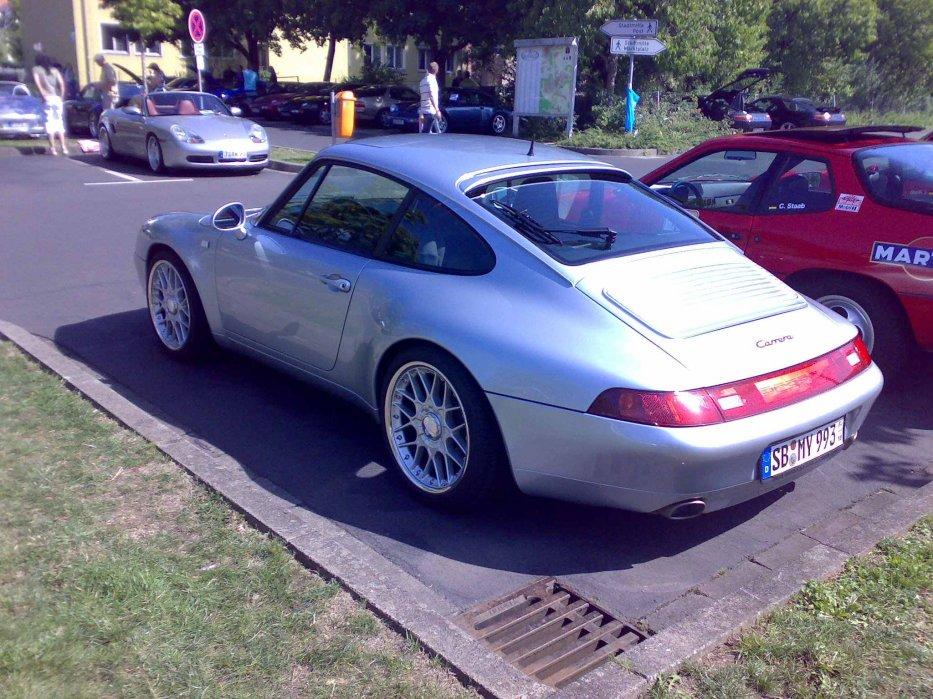 Porsche 993, BK 2008