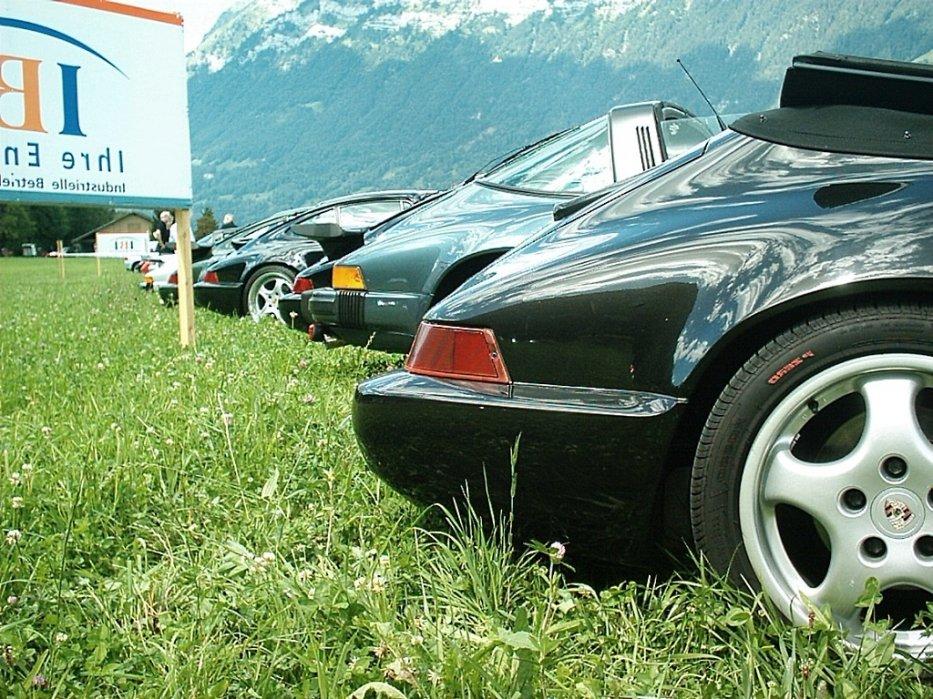 Porsche 964 C2 Cabrio