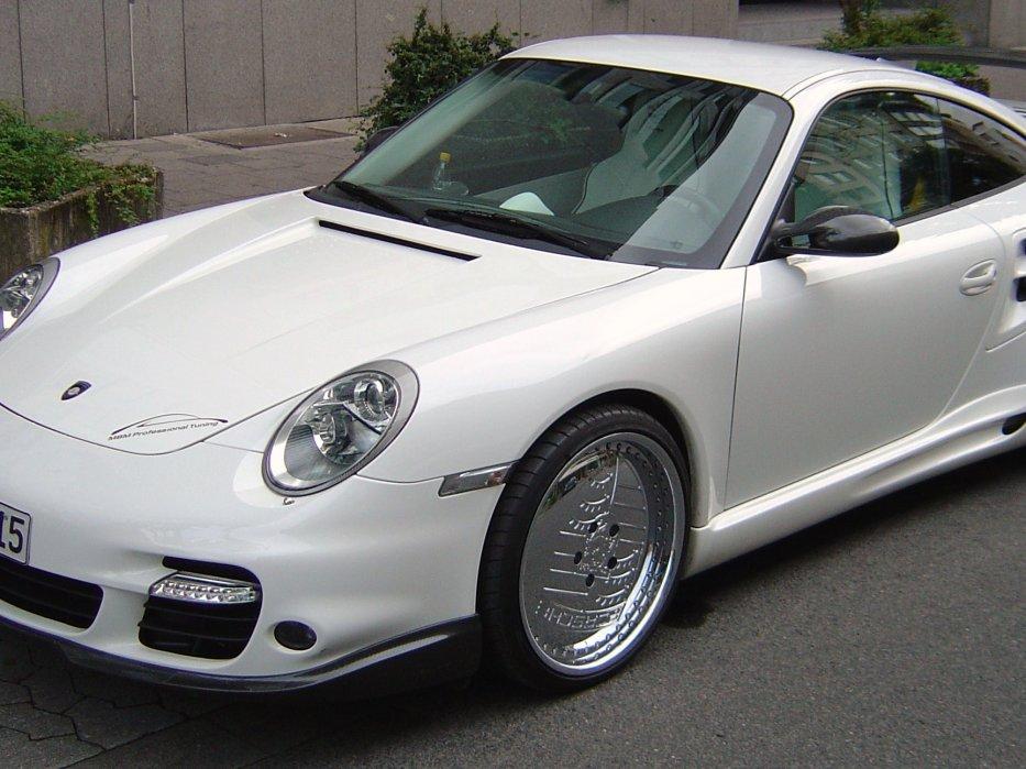 Porsche Turbo Gemballa