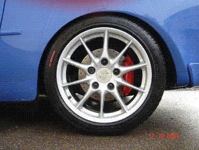 944S2 Bremse Hinterachse
