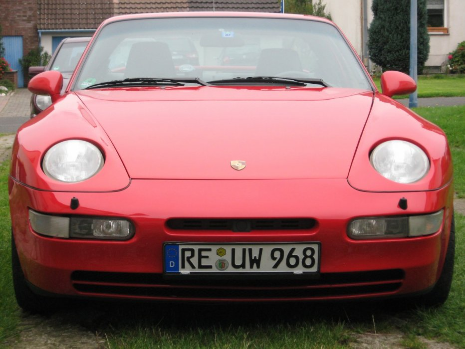968 Front -rot