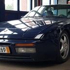 Mein blauer 944 S2