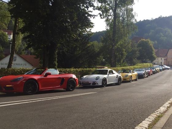 Oberfranken-Ausfahrt August 2019