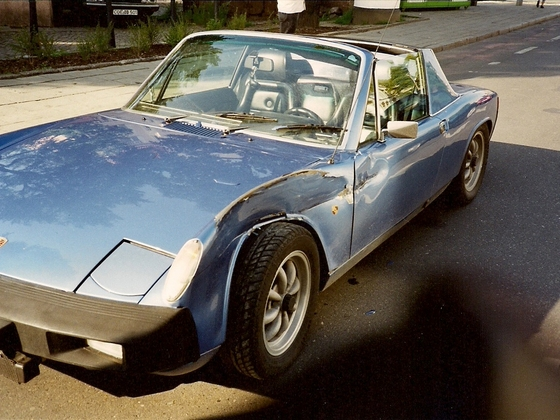 914 - How it all began...