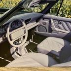 911 Farbe Schwarz Leder Fuchsia