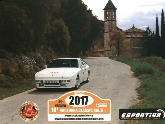 Rallye Nocturna Classic 2017