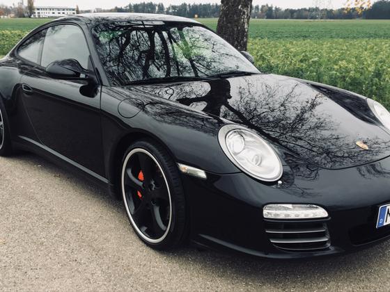 Porsche 911 - 4S