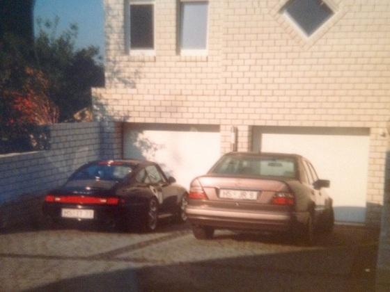1998 Porsche Carrera 993 4S