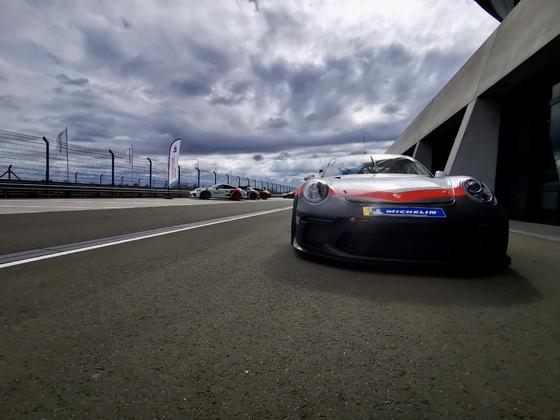 September 2020 Porsche Leipzig