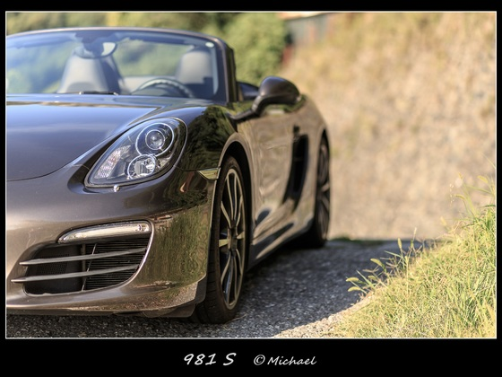 Boxster 981S