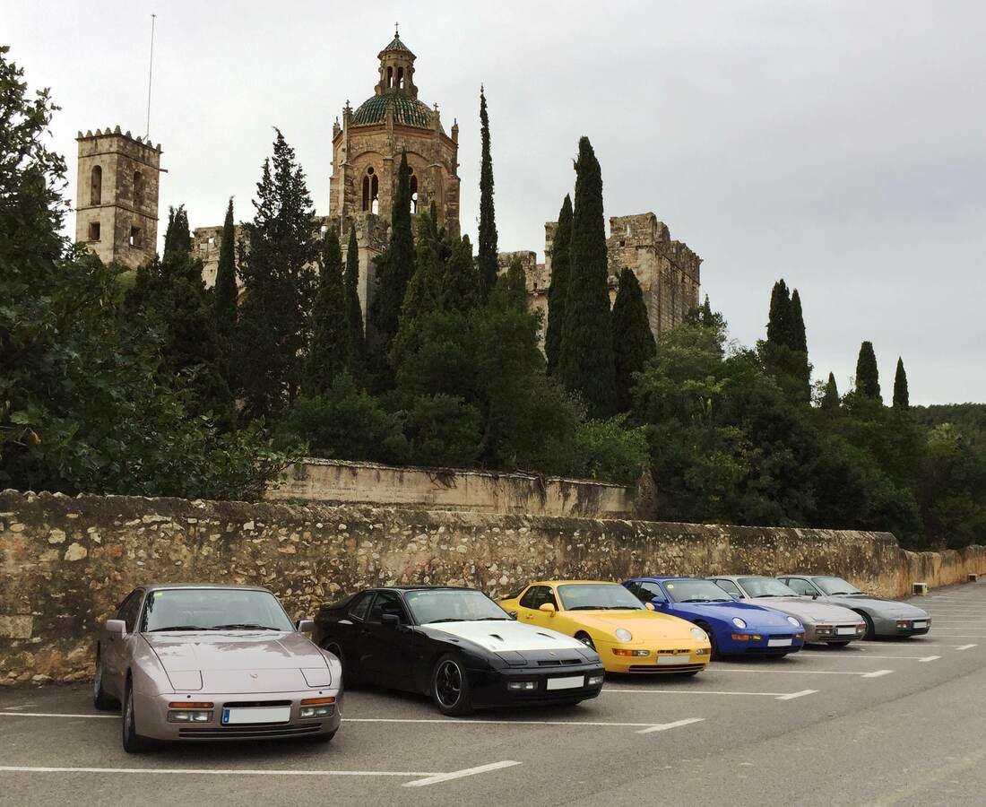 II 2017 - Transaxle Treffen - Katalonien