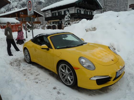 991 Cabrio Erlkönig