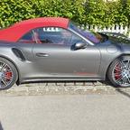 911 turbo non S