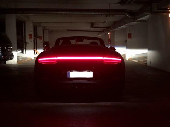 911.2 GTS C4 Cabrio Tiefgarage