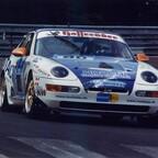 Porsche 968 RSR Sauger, 292 PS.