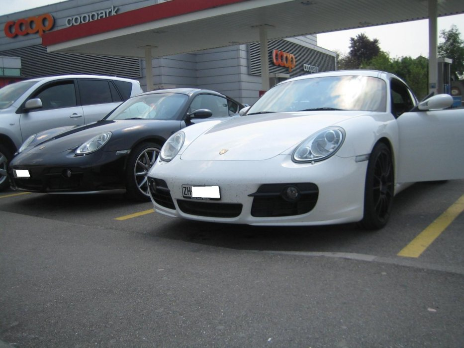 2 Cayman White&Black (vorne)