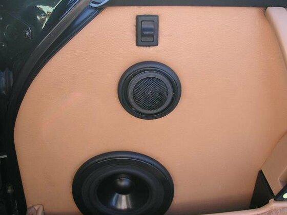 Lautsprecher 2-Wege System 964
