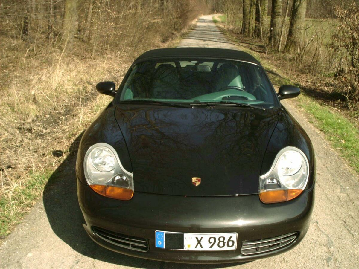 1st: Boxster