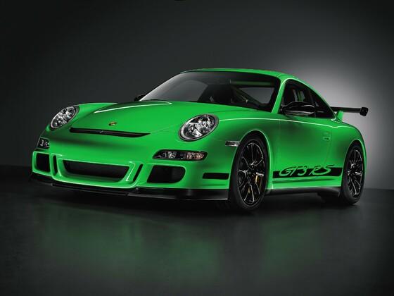 997 GT3 RS- super vom Profi in Szene gesetzt