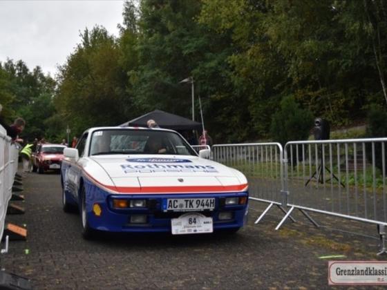 Kupferstädter Classic Tour - Porsche 944 Rothmans Racing