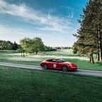 Kurze Wochenend-Runde mit meinem Roten ❤️  // 997 Carrera MK1 - 2006