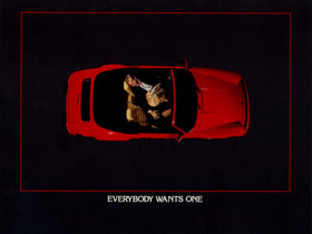 everybody wants one ;-) red Cabrio