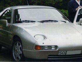 928 S4 '89, Schalter, RDK