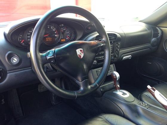 Porsche 911 / 996 Turbo