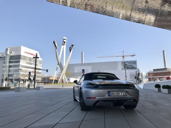 Porscheplatz, Stuttgart