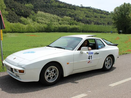Rallye Girona Historic