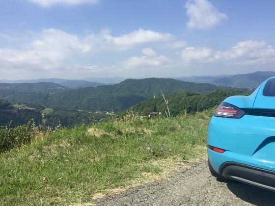 Piemonte August 2019