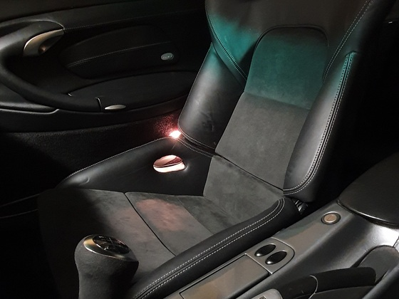 997 Klappschale im 996 turbo