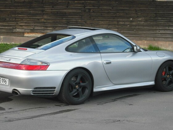2003er 996 Carrera 4S Coupe