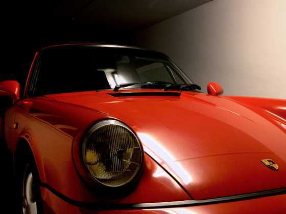 964 in der Garage
