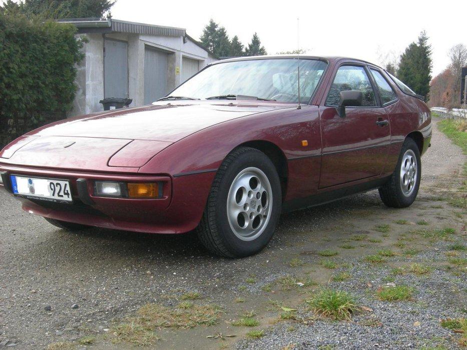 Mein 924S