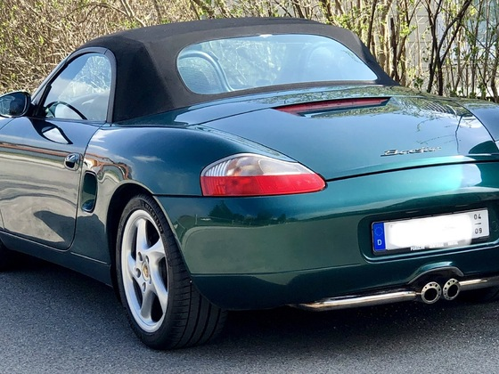 Boxster 2000 986 2.7