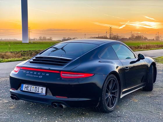 Porsche 991.1 4S
