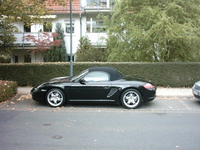 Mein Boxster 987