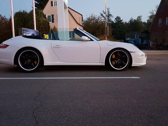 Porsche 4S Cabrio