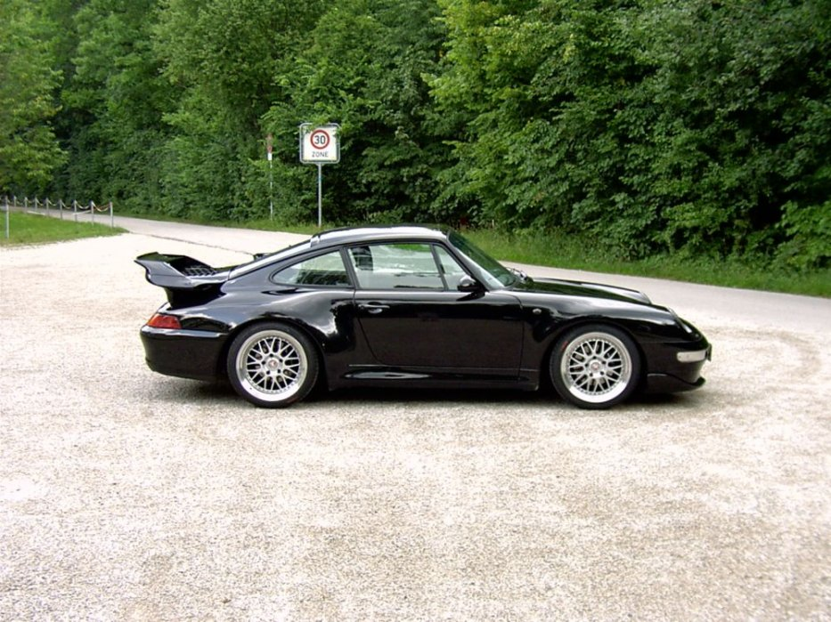 964 umbau 993 Turbo Look