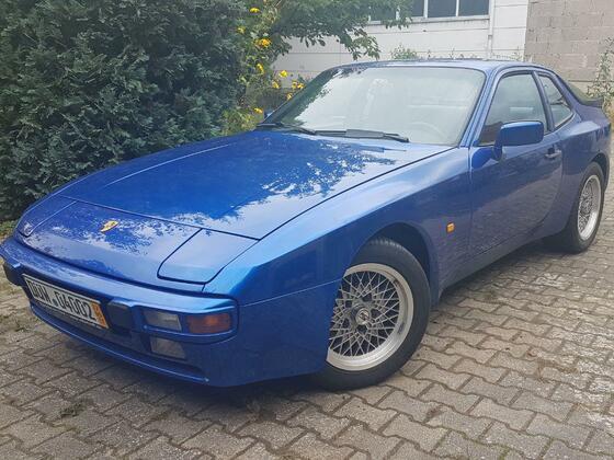 Mein erster Porsche